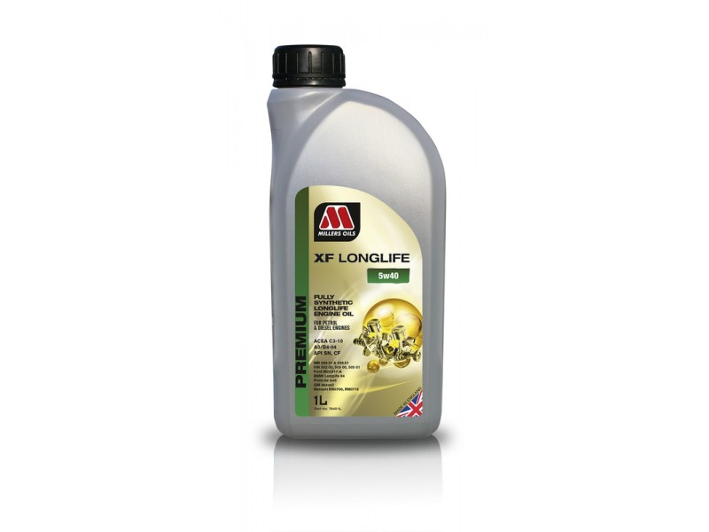 Millers Oils XF LongLife 5W-40 1 l